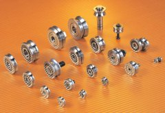 What is the physical quantity of bearing vibration?