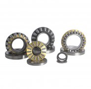 What kind of bearings are commonly used in automobiles?